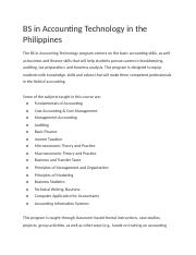 BS in Accounting Technology in the Philippines.docx