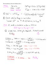 Electrochemistry Practice Problems Set 4