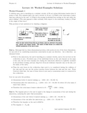 Lecture10WorkedExamplesSolutions