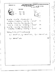 879_Mechanics Homework Mechanics of Materials Solution