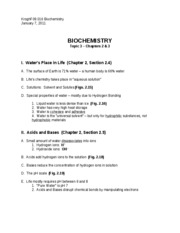 Topic3-Biochemistry