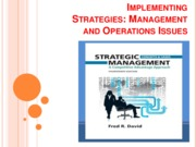 implementing+strategies(management+and+operation+issues)