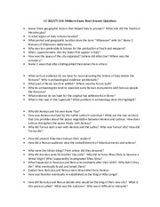 CC 302 Short Answer Questions Fall 2014 (2)