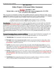 Ethics_Personal_Assessment_Project_Guidelines_BA_ 342_FA17.docx