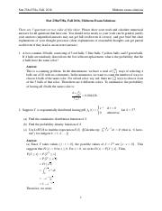 Midterm 1 with Solutions