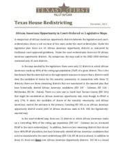 75056061-Texas-First-Foundation-Redistricting-Analysis-African-American-Opportunity