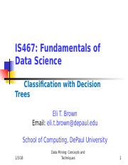 3 - Classification - Decision Trees.pptx