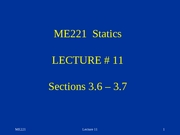 Lecture 11 sect 3.6