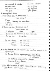 Lecture Notes - Expressing Common Likes and Dislikes