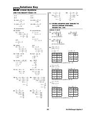 SOLUTIONS-CHAPTER-3-Holt-Algebra-2-2007_key.pdf