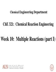 Week 10 - Multiple Reactions (part I).pdf