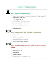 Requirements - Lesson 7.docx