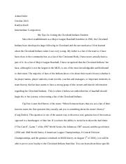 Discourse Community Essay.docx