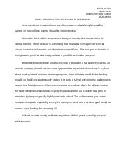 issues essay funding.docx