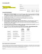 Exam 1 Solution Fall 2013 version 2