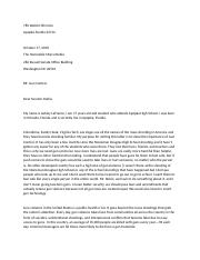 Letter to A Congressmen - US Goverment.docx