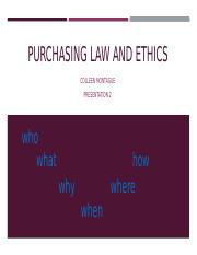 purchasing law and ethics.pptx