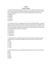 TVM-exercise problems(1)