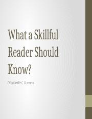 What-a-Skillful-Reader-Should-Know.pptx