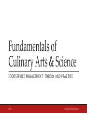 L3_Fundamentals of Culinary Arts & Science I.pdf