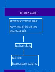 IF 2 -Forex Market.ppt