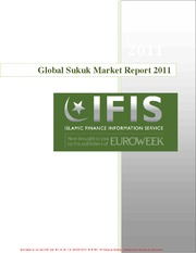 Global Sukuk Market Report 2011 - IFIS