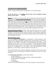 Assignment 1 litreview guidelines section A.docx