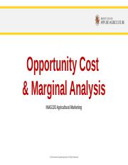 Module 4.1 Opportunity Cost and Marginal Analysis.pptx