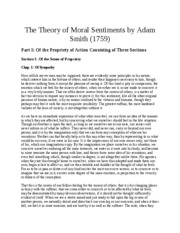 Smith_The Theory of Moral Sentiments_selections
