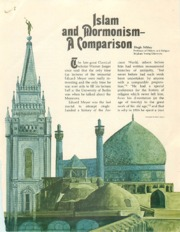 Islam and Mormonism a Comparison by Hugh Nibley
