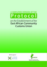 Simplified Version of EAC Customs Union Protocol