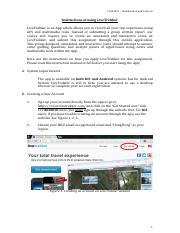attendee_user_guide pdf - Attendance@HKU mobile app User Guide
