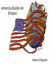 America Builds An Empire