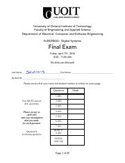 2016-04-15 - ELEE2450 - Final Exam-A - with figures - solutions
