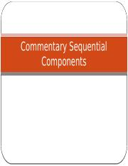 Commentary Sequential Components-Tañedo.pptx