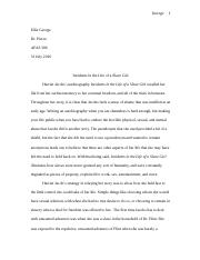 incidents in the life of a slave girl documents course hero afas essay 2