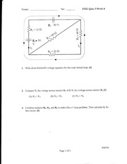 Physics102 quiz 3