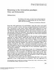 Kern 1983 Returning to the Aristotelian Paradigm.pdf