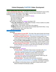 CulturalGeographyCH.9Notes