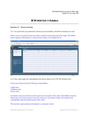 Lab 3 Solution Spring 2014 on Information Security Systems