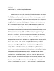 Reaction Paper- The League of Dangerous Mapmakers