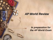 A.P._World_Review_for_A.P._Test