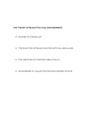 The_Theory_of_Black_Political_Empowerment