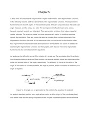 Calculus 1 Chapter 5
