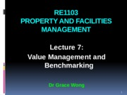 RE1103 Lecture 7