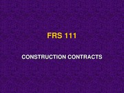 151_BBF203_IEN00652_1473_335_FRS 111 Construction Contracts