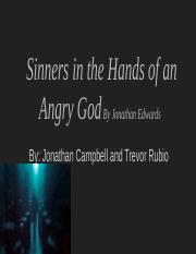 Sinners in the hands of an Angry God.pptx