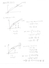 Calculus II Quiz 2 Solutions