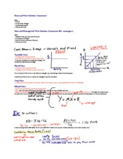 Ch. 4 - Cost Volume Process Analysis (1)