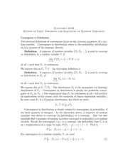 09 Limit Theorems